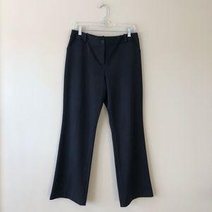 Talbots Petite black signature pants